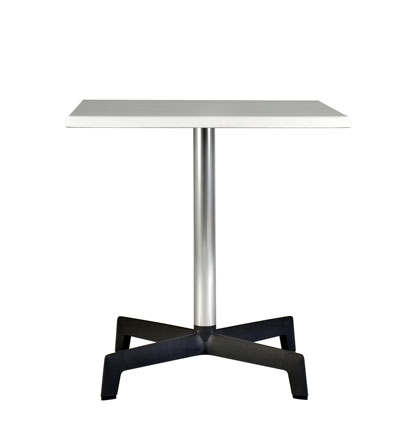 Стол для кафе Спутник столешница Werzalit 70х70