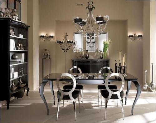 Стол и стулья Cantori