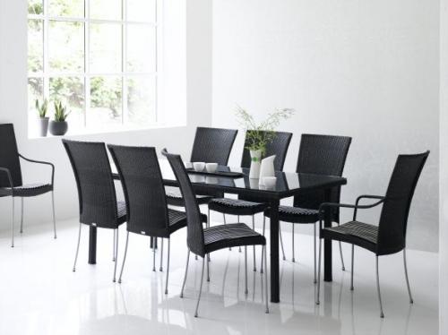 Стол и стулья для ресторанов и кафе 5
