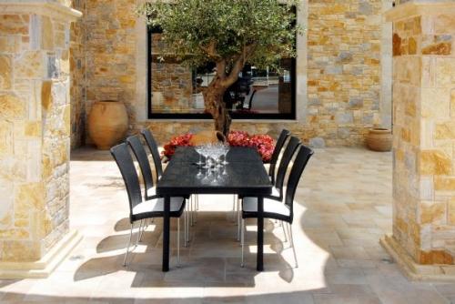 Стол и стулья для ресторанов и кафе 6