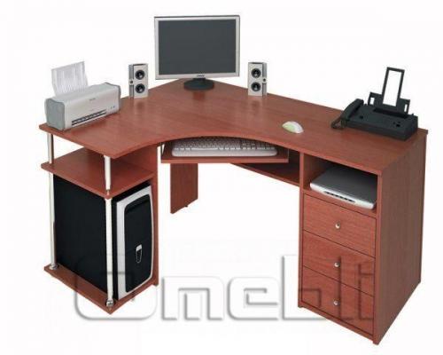 Стол компьютерный С-820 кальвадос A10033
