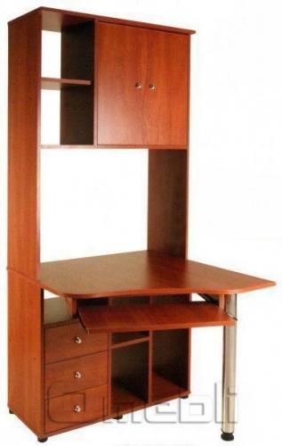 Стол компьютерный С-825 кальвадос A10021