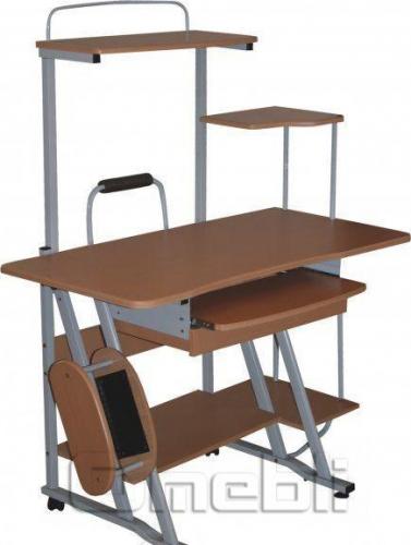 Стол компьютерный ТТ-300А тик A10037
