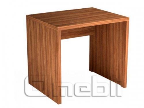 Стол малогабаритный UK-120   зебрано A10422