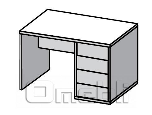 Стол многофункциональный UK -112  венге A10423