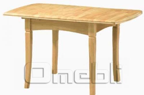 Стол обеденный А13 светлое дерево A9932