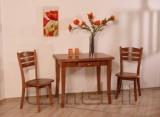 Стол обеденный А14 махагон A9925