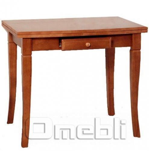 Стол обеденный А14 светлое дерево A9923