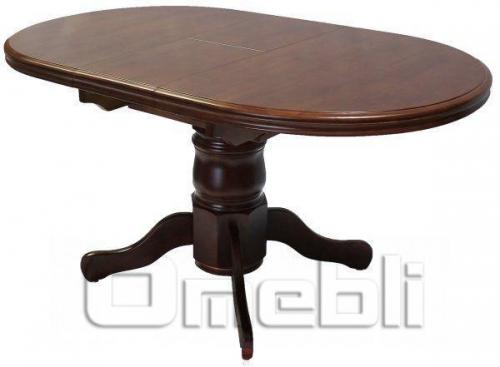 Стол обеденный А17 махагон A9939