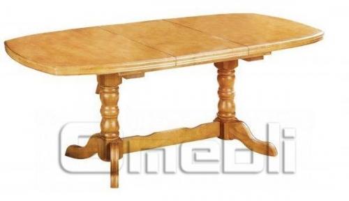 Стол обеденный F1 светлое дерево A9929