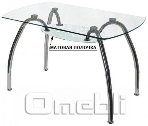 Стол обеденный KSD-021-T стекло матовое A10090