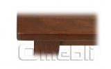 Стол обеденный Патриция шоколад A9903