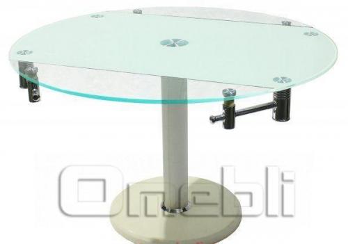 Стол обеденный раскладной B-168-9 матовый A10102