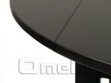 Стол обеденный TDD-0807 черный A9906