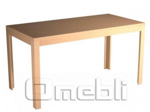 Стол обеденный UK-410   дуб молочный A10445