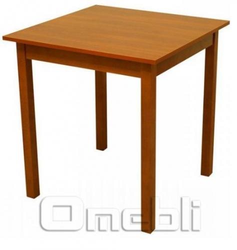 Стол обеденный Жанет орех лесной 70х70 A9893
