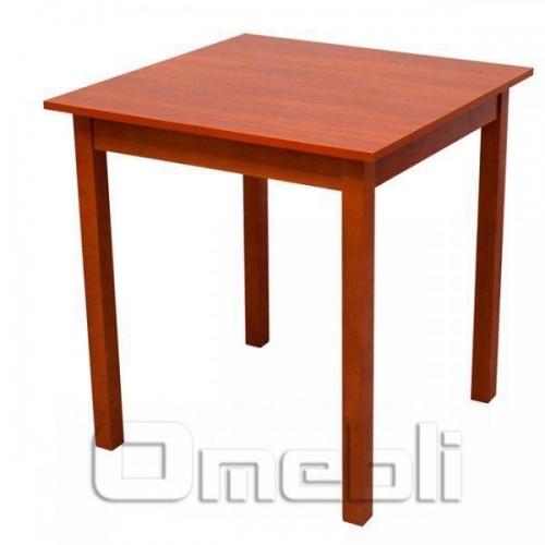 Стол обеденный Жанет яблоня темная 70х70 A9894