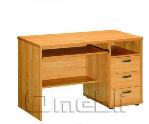 Стол письменный ST8 2 бук A10069