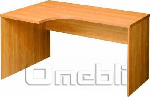 Стол письменный угловой ST20 L бук A10061