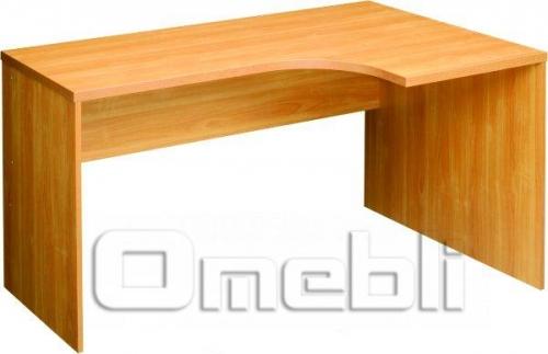 Стол письменный угловой ST20 R бук A10063