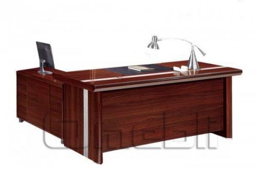 Стол руководителя модерн с тумбами 1800 (18222, цвет F-61) A9888