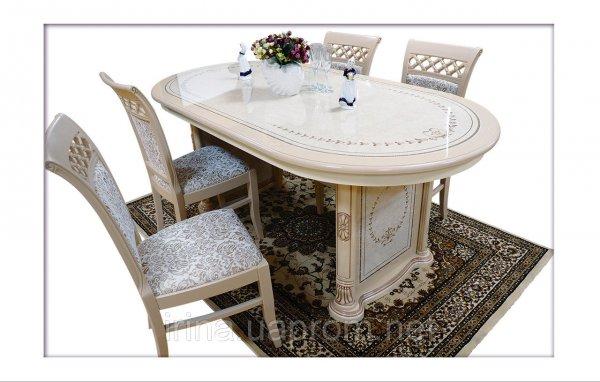 Фото  1 Стол+4 стула Вивальди 1818859