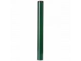 Фото  1 стовпчики для огорожі з сітки діам. 38мм, висота 2м, металевий оцинкований з зеленим покриття 2257763