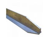 Фото  4 Металлический столб Казачка с отверстиями 2,5м 2450408