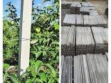 Фото 1 Стовпчики/столбики виноградні від виробника по доступній ціні 328014