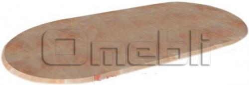 Столешница 65х120 цвет № 412 A7427