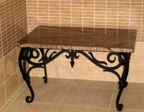 Столешница гранитная для стола 2