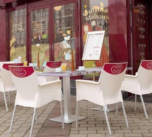 Столы и стулья для кафе и ресторанов 6