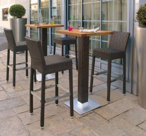 Столы и стулья для кафе и ресторанов 7