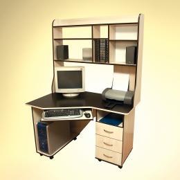 Столы компьютерные для дома производства Украины