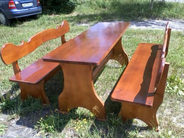Столы с лавками под заказ