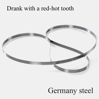 Столярная ленточная пила с каленым зубом