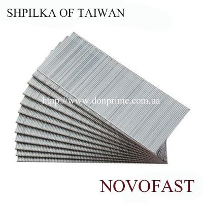 Столярные шпильки Novofast для пневмопистолета