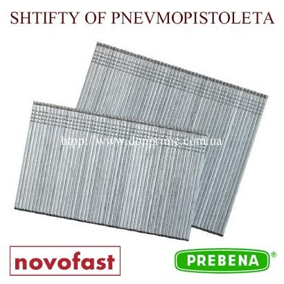 Столярные штифты для пневмопистолета