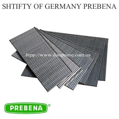 Столярные штифты Prebena для пневмоинструмента