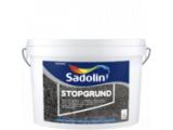 Фото  1 Stopgrund - быстросохнущая грунтовочная краска 5 л (Садолин) 328507