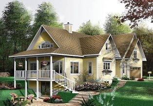 Строим дома, коттеджи, дачи. Быстро, качественно, добросовестно и честно. Как для себя.