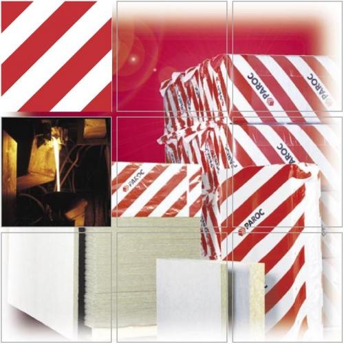 """Строительная изоляция """"Paroc: для вентфасадов; фасадов под штукатурку; плоских и скатных кровель."""