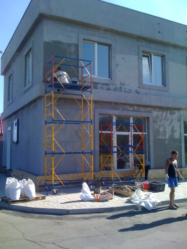 Строительные вышки Атлант, купить вышку Атлант можно у нас на складах в Киеве, Симферополе, Харькове, Одессе