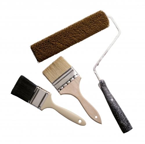 Строительній инструмент (кисти, валики, шпателя и т. п. )