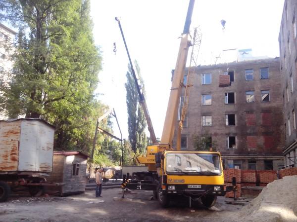 Строительство административных, жилых и промышленных зданий, индивидуальное строительство.