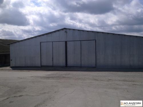 Строительство Ангаров под ключ от370грн в стоимость входит Материалы доставка монтаж. stroy-angar. com. ua