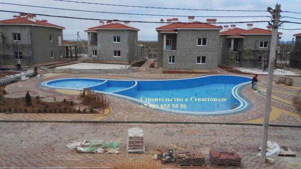 Фото 4 Будівництво басейнів від проектування і під ключ 334395