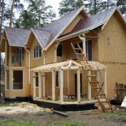 Строительство быстровозводимых, модульных зданий! Каркасные дома, бытовки, киоски Посты охраны под заказ!