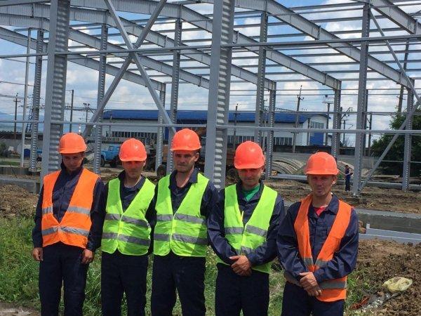 Фото  1 Строительство быстрвозводимого здания из металлоконструкций 2083808