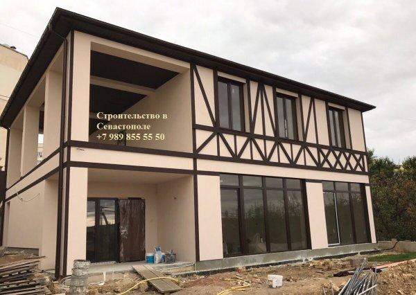 Фото 2 Строительство домов в Севастополе (ракушка, газобетон, кирпич) 334391